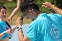 Taneční skupina Mighty Shake uspořádala v sobotu odpoledne akci plnou workshopů a pouliční kultury. Jako taneční parket posloužily již léta nevyužívané bazény v Sokolské ulici ve Znojmě.