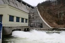 Vranovská přehrada. Ilustrační foto