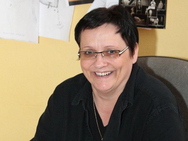 Bývalá herečka divadla Večerní Brno učí mladé herce na znojemské umělecké škole a spouští nový projekt.