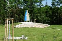 V Morašicích dokončili kapli, která bude zasvěcená Matce ustavičné pomoci.