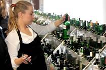 Více než osm stovek vzorků vín vinařů nejen ze Znojemska nabídl sobotní tradiční, letos již 31. šatovský košt.