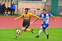 29. kolo: FNL: FK Baník Sokolov - 1. SC Znojmo 2:2