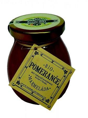 Manželé Boudovi ze Znojma získali za svou pomerančovou marmeládu stříbro vcelosvětové soutěži.