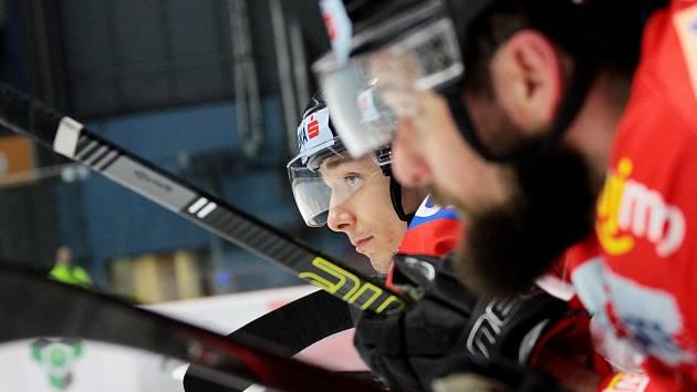 Po 140 dnech vlétli na led. Orli v první přípravě podlehli Vladivostoku z KHL
