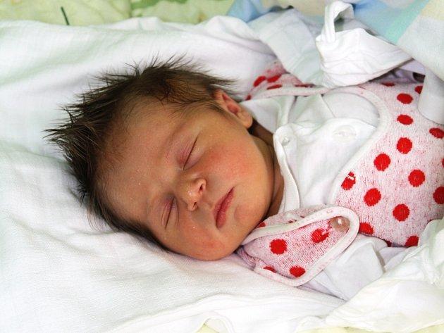 Natálie Nováková, 51cm, 3670g, 8.5.2009, Znojmo