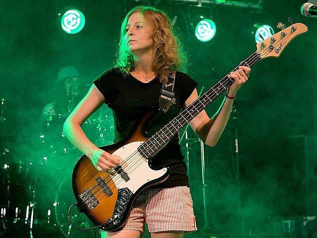 Rockfest v Miroslavi.