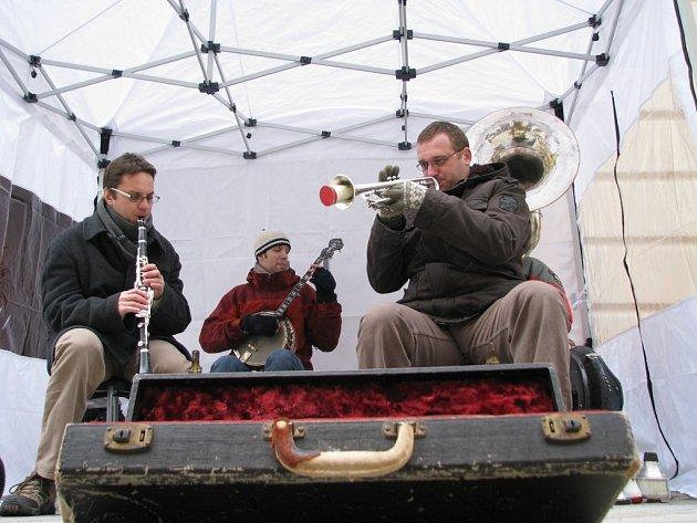 Jazzfest v ulicích a v klubech