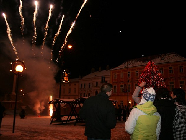 Silvestr 2007, Znojmo