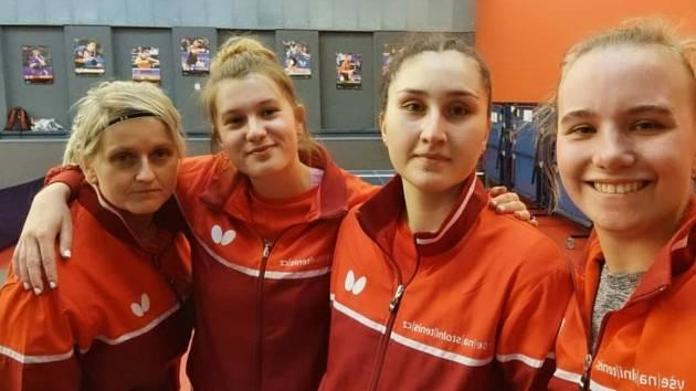 Hráčkám Moravského Krumlova skončila extraligová sezona. Stolní tenistky z města nad řekou Rokytnou však už vyhlížejí nový ročník. Za měsíc mají jet na turnaj do Chorvatska.