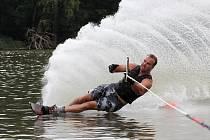 První ročník závodu ve slalomu na vodních lyžích Moravian Slalom Trophy 2012 se konal o víkendu na rybníku v Oleksovicích.