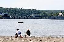 Vranovská přehrada. Ilustrační foto.