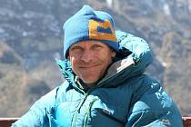 Slovenská horolezecká legenda Peter Hámor.