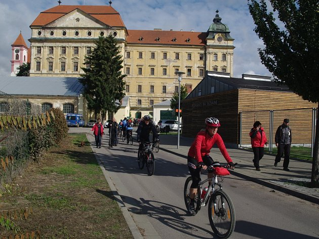 2. Tour de Burčák ve Znojmě.