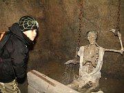 Znojemské podzemí - ilustrační foto.