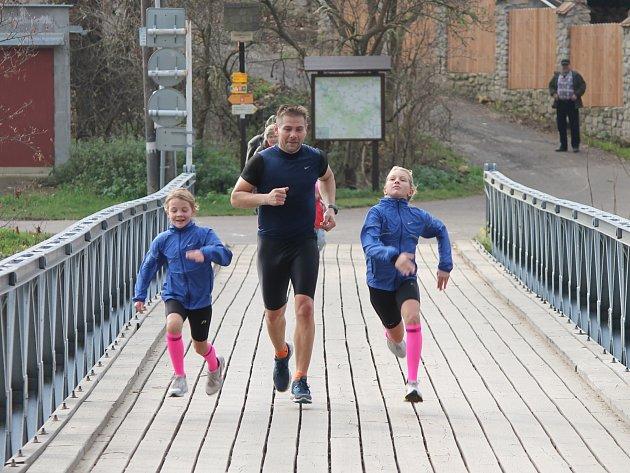 Již čtvrtým pokračováním Znojemského běžeckého poháru byl víkendový Avanti běh.