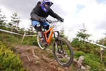 Biker Richard Sýkora
