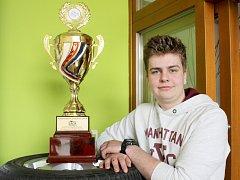 Nicolas Kočí, žák znojemského středního odborného učiliště v Přímětické ulici, je nejlepším juniorským automechanikem roku 2018.