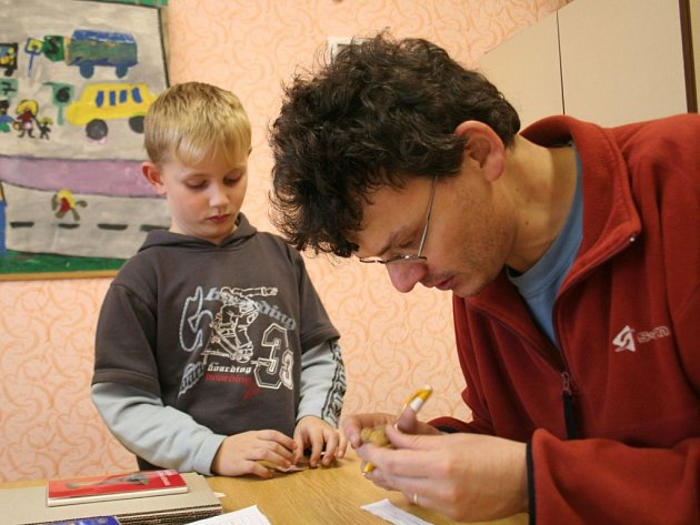 Kroužek mladých archeologů