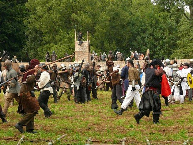 Ročník 2011 bitvy Helmáč.