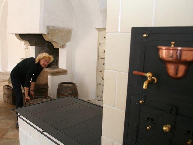 Psí kuchyně bítovského hradu