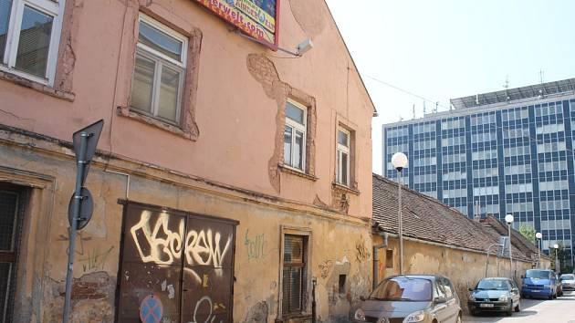 Poslední budovy po městské zeleni čeká demolice
