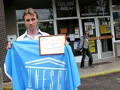 Ředitel ZŠ JUDr. Mareše Miloslav Hubatka