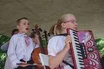 Ulicemi Znojma zněla hudba různých stylů.