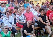 Již popáté přijela na Znojemsko kapela The Tap Tap, aby podpořila projekt Dominika Hese. Výtěžek koncertu poputuje na domácí hospicovou péči.