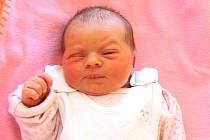 Michaela Závěrková, 49cm, 3240g, 26.5.2011, Bantice.