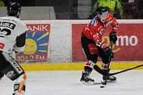 Hokejista Znojma Petr Mrázek.