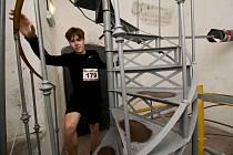 Běh na znojemskou radniční věž, závod Extreme 790. Ilustrační foto.