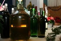 V Rakšicích požehnali mladým vínům