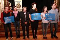 Městskou Cenu Ď 2017 udělilo Městské kolegium ve městě Znojmě městysi Olbramovice.
