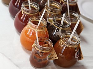 Marmelády rodinné firmy Boudových.