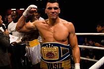 Znojemský boxer Vasil Ducár vybojoval titul mistra světa WBF.