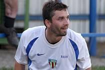 Fotbalista Miroslav Paul působí v Tasovicích od té doby, co postoupily do divize.