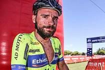 Vloni vyhrál Jiří Křivánek v Africe etapový závod horských kol  Cape Pioneer.  Letos na jaře si z Afriky z prestižního Cape Epicu přivezl zdravotní problémy.