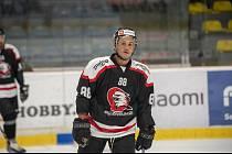 Za znojemské hokejisty bude v mezinárodní soutěži ICEHL hrát i Anthony Luciani. Kanaďan absolvoval v drese Orlů už více než stovku zápasů.