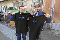 Mladí zedníci ze znojemské Uhlárky Dominik Machač a Roman Béreš se na mezinárodní soutěži Řemeslo/Skill 2019, která se konala ve Vysokém Mýtě, umístili ve vyrovnané soutěži na sedmém místě.