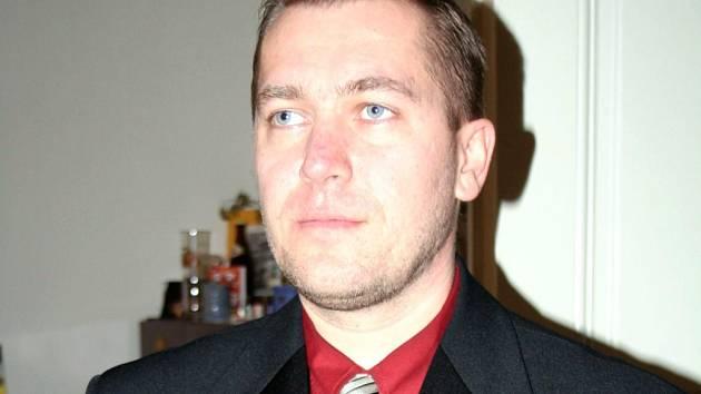 Ředitel městské policie Petr Kolouch
