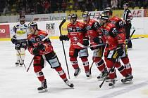 Hokejisté Znojma přehráli Dornbirn 4:3.