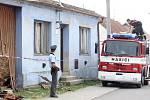 Po požáru stavení v Oleksovicích našli hasiči v požářišti lidské torzo.