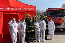 Přísnější opatření přijala k 27. březnu 2020 Nemocnice Znojmo.