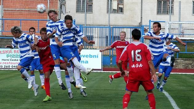 Znojmo porazilo rezervu Brna 1:0.