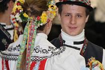 Tradiční Martinské hody v Tasovicích.