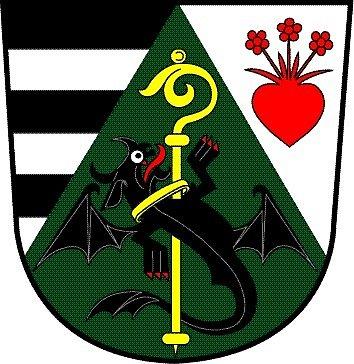 Znak obce Únanov.