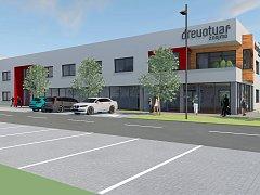 Jak již dříve Deník informoval, společnost K-Produkt, která pustnoucí areál před čtyřmi roky od města koupila, chystá nezbytné kroky pro plánovanou stavbu výrobního podniku.
