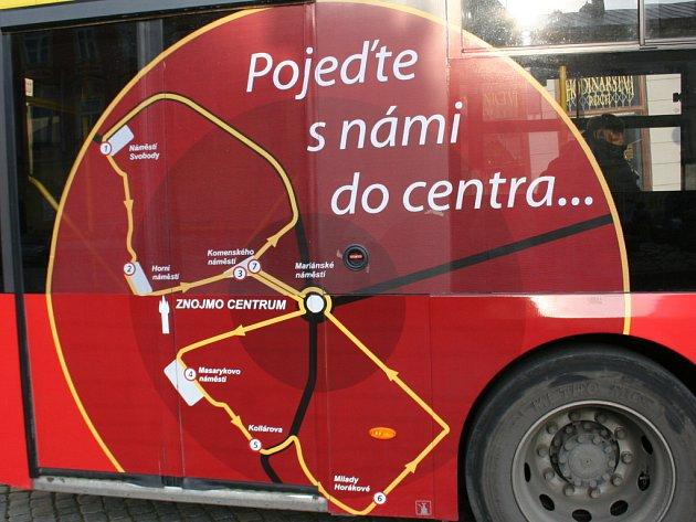 Znojemský Centrumbus