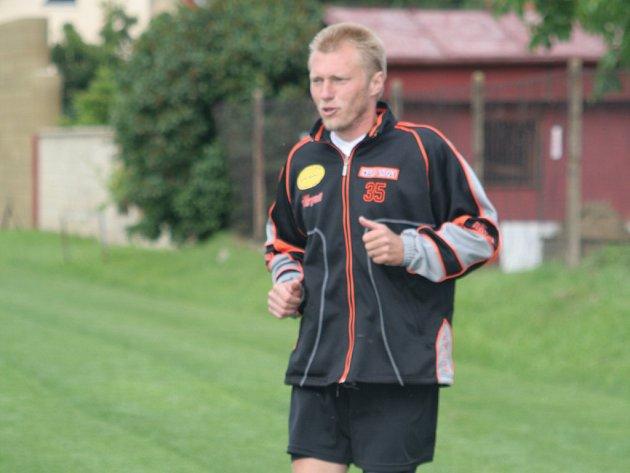Trenér Inzert Expresu Tomáš Pěnkava