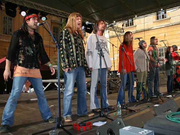 Rockový festival Wake Up 2008